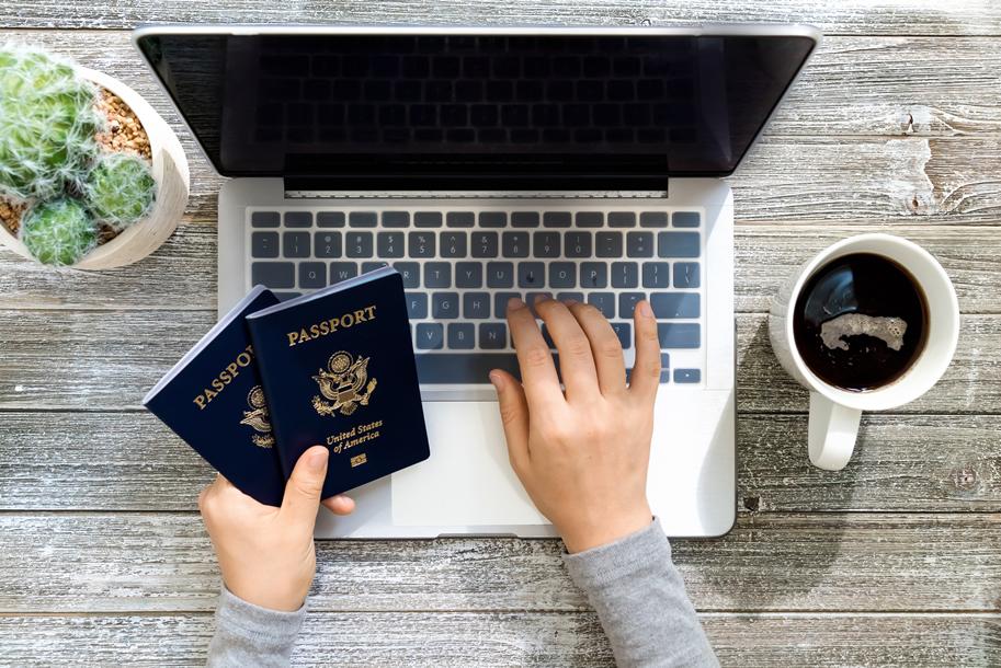 Expedited Renewal Passport